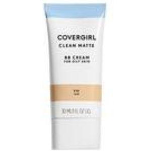 COVERGIRL Clean Matte BB Cream 510 Fair Skin 1 oz